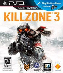 Killzone 3 - Off the Charts Video Games