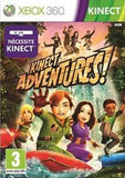 Kinect Adventures Xbox 360 Game Off the Charts
