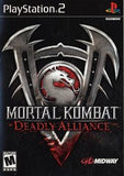 Mortal Kombat Deadly Alliance - Off the Charts Video Games