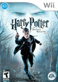 Harry Potter and the Deathly Hallows: Part 1 Wii Game Off the Charts