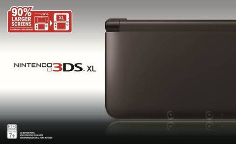 Nintendo 3DS XL Black System - Used - Off the Charts Video Games
