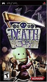 Death Jr. PSP Game Off the Charts
