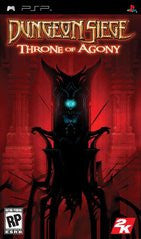 Dungeon Siege: Throne of Agony PSP Game Off the Charts