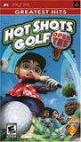 Hot Shots Golf Open Tee PSP Game Off the Charts