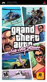Grand Theft Auto: Vice City Stories PSP Game Off the Charts