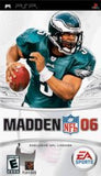 Madden '06 PSP Game Off the Charts