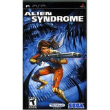 Alien Syndrome PSP Game Off the Charts