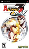 Street Fighter Alpha Max 3 PSP Game Off the Charts