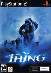 The Thing - Off the Charts Video Games