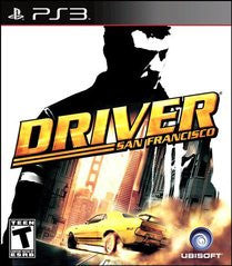 Driver: San Francisco Playstation 3 Game Off the Charts