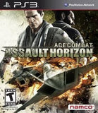 Ace Combat: Assault Horizon Playstation 3 Game Off the Charts