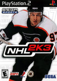 NHL 2K3 Playstation 2 Game Off the Charts