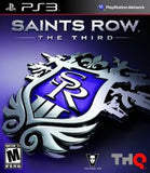 Saints Row the Third Playstation 3 Game Off the Charts