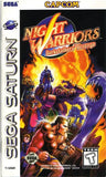 Night Warriors Darkstalkers' Revenge - Off the Charts Video Games
