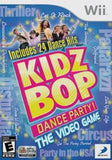 Kidz Bop Dance Party! The Video Game Wii Game Off the Charts