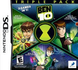 Ben 10 Triple Pack - Off the Charts Video Games