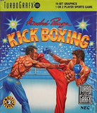 Andre Panza Kick Boxing TurboGrafx-16 Game Off the Charts