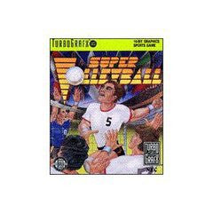 Super Volleyball - Case Hu-Card Manual TurboGrafx-16 Game Off the Charts