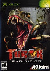 Turok Evolution Xbox Game Off the Charts