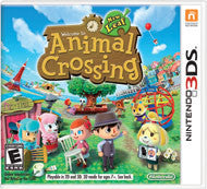 Animal Crossing: New Leaf Nintendo 3DS Game Off the Charts