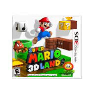 Super Mario 3D Land Nintendo 3DS Game Off the Charts