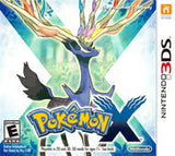 Pokemon X Nintendo 3DS Game Off the Charts