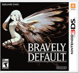 Bravely Default Nintendo 3DS Game Off the Charts