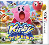 Kirby Triple Deluxe Nintendo 3DS Game Off the Charts