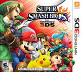 Super Smash Bros. 3DS Nintendo 3DS Game Off the Charts