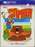 Gopher Atari 2600 Game Off the Charts