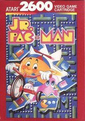 Jr. Pac-Man - Off the Charts Video Games