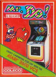 Mr. Do! Atari 2600 Game Off the Charts