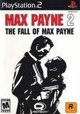 Max Payne 2: The Fall of Max Payne Playstation 2 Game Off the Charts