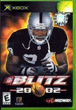 NFL Blitz 2002 - Off the Charts Video Games