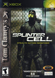 Splinter Cell - Off the Charts Video Games