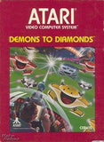 Demons to Diamonds Atari 2600 Game Off the Charts