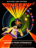 Invaders From Hyperspace! Odyssey 2 Game Off the Charts