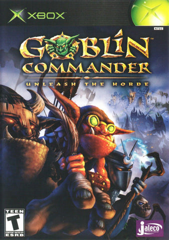 Goblin Commander Xbox Game Off the Charts