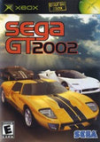 Sega GT 2002 Xbox Game Off the Charts