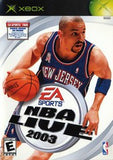 NBA Live 2003 - Off the Charts Video Games