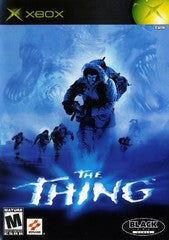 The Thing Xbox Game Off the Charts