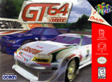 GT 64 Nintendo 64 Game Off the Charts