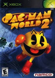 Pac-Man World 2 Xbox Game Off the Charts