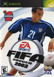 FIFA Soccer 2003 Xbox Game Off the Charts