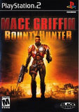 Mace Griffin Bounty Hunter Playstation 2 Game Off the Charts