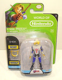 "Sheik World of Nintendo 4"" Figure - Off the Charts Video Games"