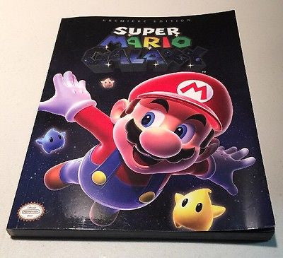 Super Mario Galaxy Guide - Off the Charts Video Games