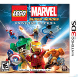 LEGO Marvel Super Heroes: Universe in Per Nintendo 3DS Game Off the Charts