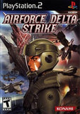 Air Force Delta Strike Playstation 2 Game Off the Charts