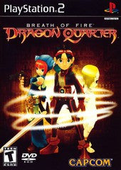 Breath of Fire Dragon Quarter - Off the Charts Video Games